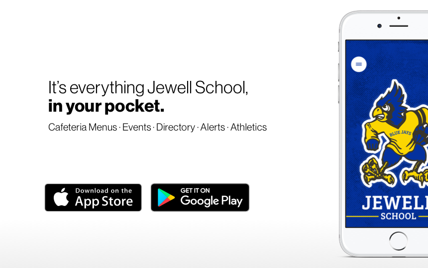 Announcing Jewell School's New App